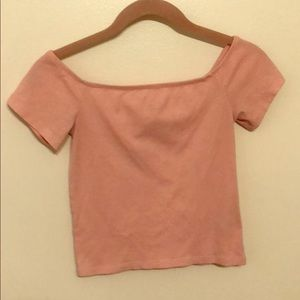 Woman's small pink T-shirt